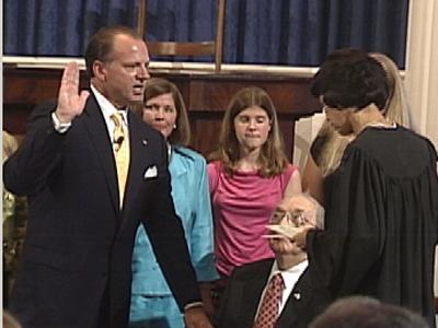 Jim Cain Sworn In As Ambassador To Denmark