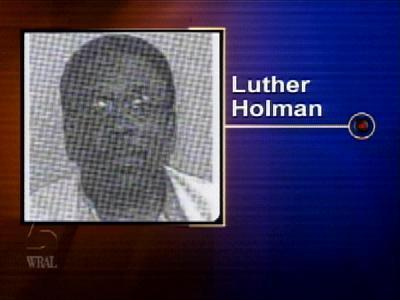 luther holman