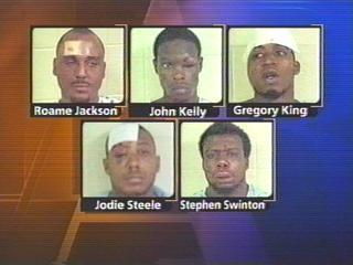 Harnett Suspects