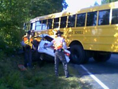 School Bus Wreck 0908