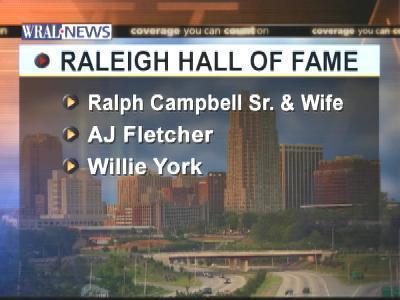 raleigh hall of fame
