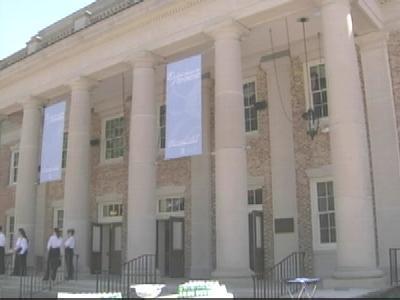 unc's memorial hall
