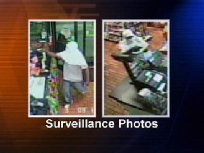 bank robbers photo