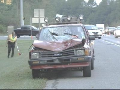 Apex High School Student Hit By Pickup Truck