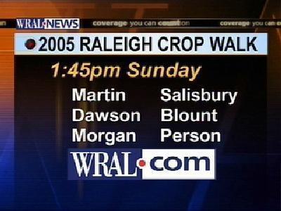 crop walk roads