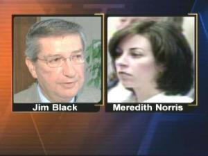 jim black and meredith norris