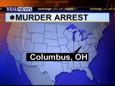 harnett murder suspect arrest