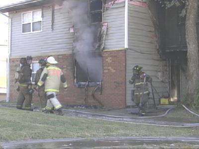 Raleigh Apt Fire