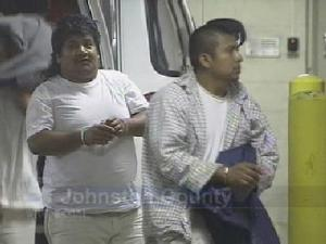 Suspected Illegal Immigrants Arrive In Johnston County
