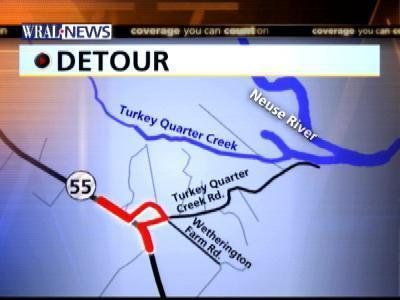 Construction Detour Could Shed Light On Haddock-Dail Mystery
