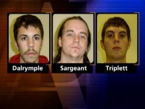 App State Murder Suspects