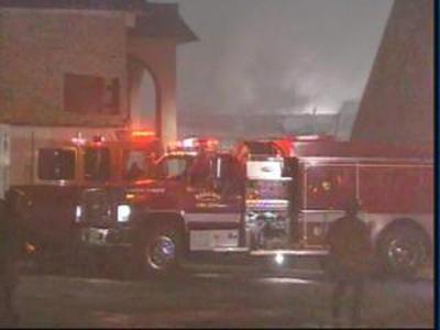 Durham Motel Fire