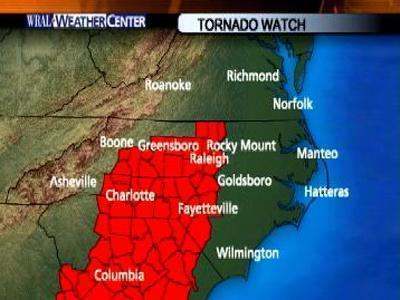 Tornado Watch 1/13