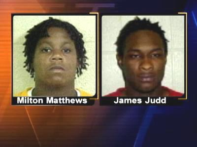 Milton Matthews and James Judd