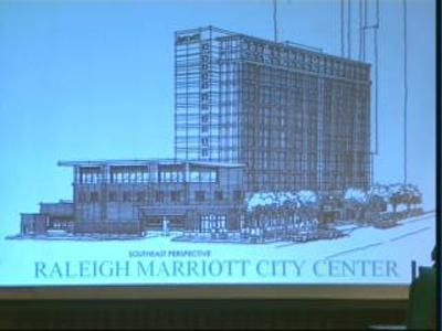 Marriott Rendering