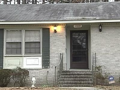 Fayetteville Shooting Home