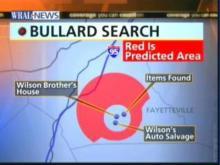 Bullard Search Map