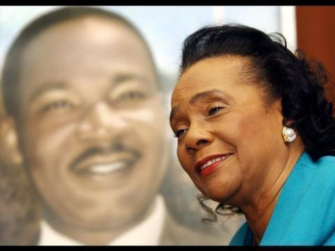 Former UNC Professor Talks About Longtime Friendship With Coretta Scott King