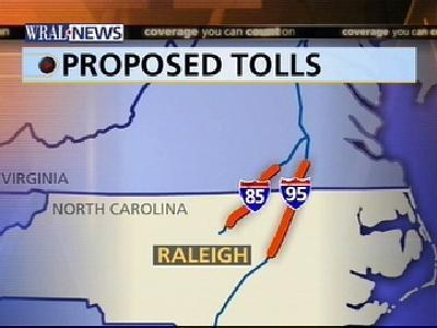 State Officials Quiet On Virginia Border Toll Road Proposal