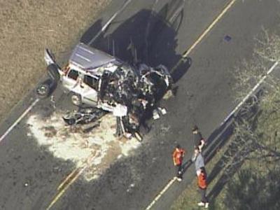 Johnston County Car vs. Truck