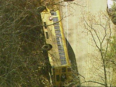 bus wreck wake county