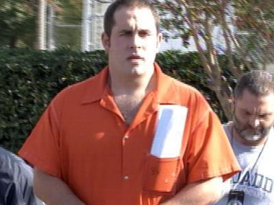 Jared Parsek In Prison Jumpsuit