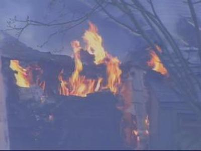 Townhome Fire