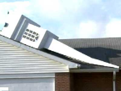 Fayetteville Church Steeple