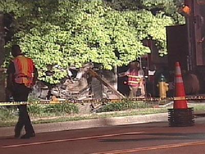 Fayetteville Fatal Crash