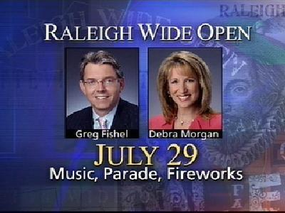 Raleigh Wide Open Fishel And Morgan
