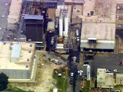 campbell soup maxton plant fire