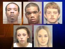 Durham Teen Murder Plot Suspects