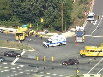 Raleigh Bus Crash