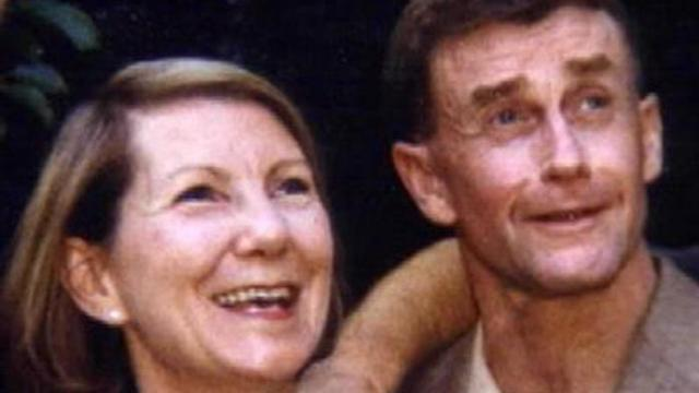 Mike Peterson is accused of killing his wife, Kathleen, in their Durham home on Dec. 9, 2001.