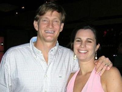 Michelle Young, with her husband Jason Young on Oct. 28, 2006, was found dead in her Raleigh home on Nov. 3, 2006. She was pregnant with her second child.