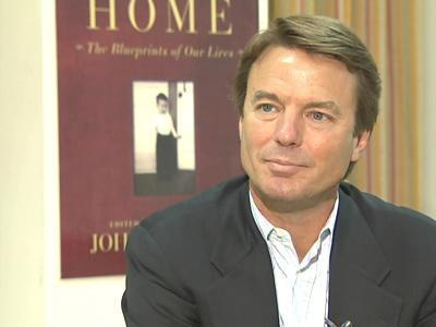 Former vice presidential candidate John Edwards