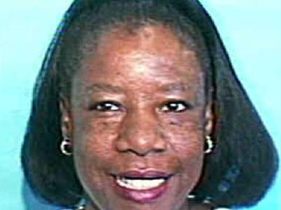 Authorities said Alfreda Scott Jones was discovered missing on Nov. 23.