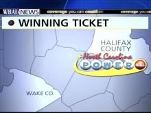 Winning Powerball Ticket Sold in Halifax County