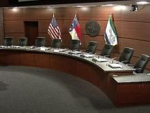Cary Town Council Chambers