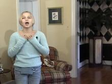 Operatic Voice Takes Goldsboro Girl Ahead in TV Competition