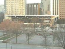 Raleigh Convention Center Implosion