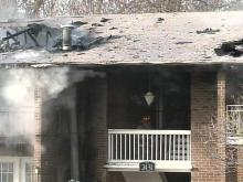 Raleigh Apartment Fire Forces 10 Families out of Homes
