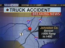 Truck Accident Map