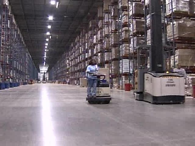 It's a Big Time of Year at QVC's Big Warehouse :: WRAL com