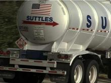 Big Rigs Carrying Hazardous Materials Pose Big Risks