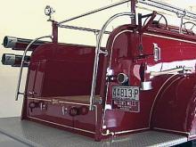 Town Finds Original Fire Truck