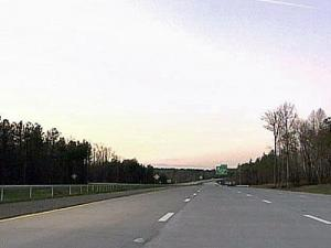 The State Department of Transportation said the newest part of Interstate 540 from Capital Boulevard at Triangle Towne Center to the Highway 64 Bypass in Knightdale will open Tuesday, Jan. 16.