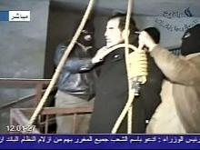 Reaction Mixed to Saddam Execution