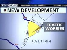 Proposed Development Near U.S. 401, I-540 OK'd