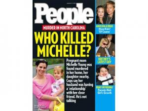 People Magazing Cover on Michelle Young Case